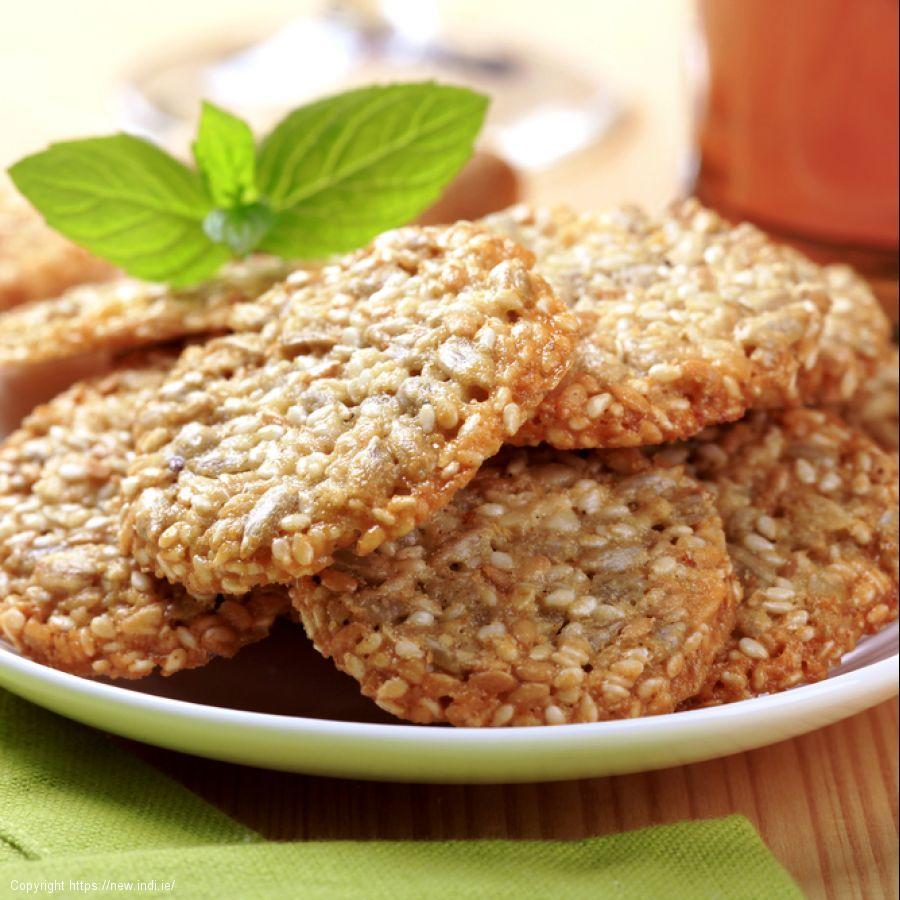 Healthier Biscuits
