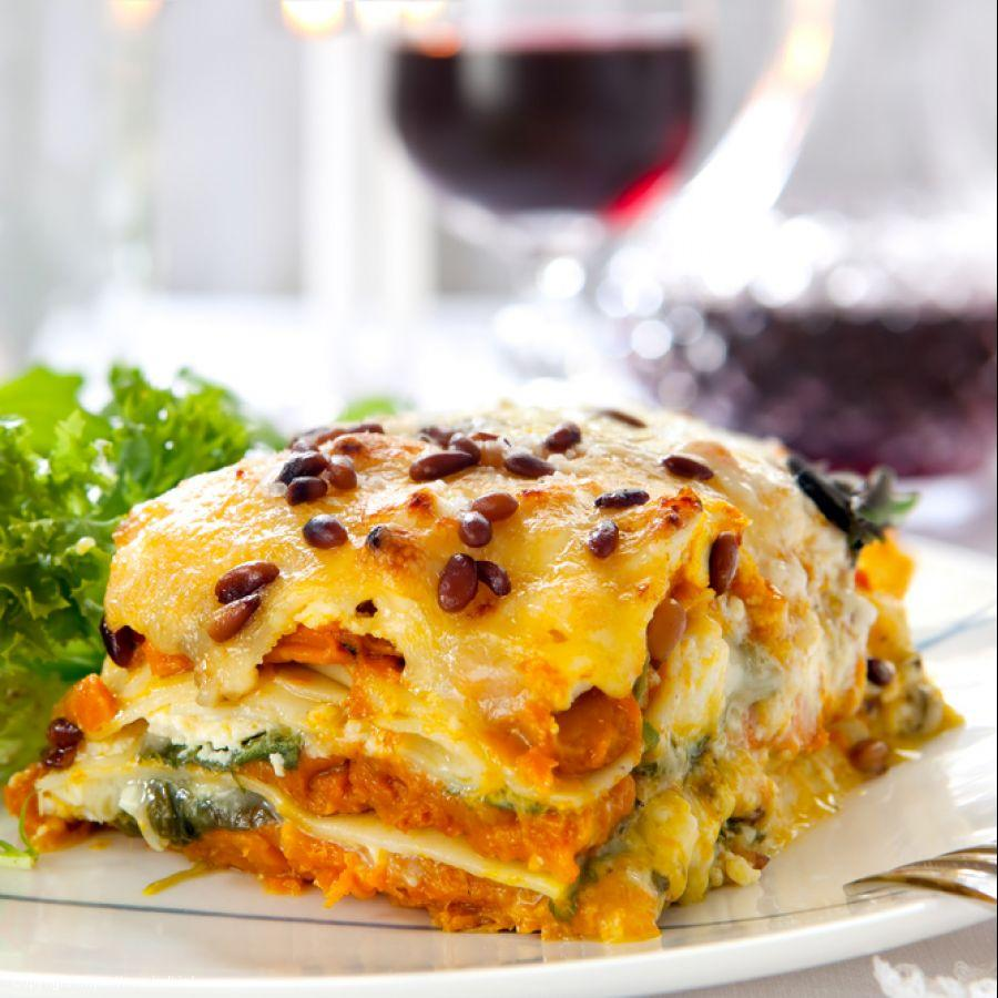 Mediterranean Lasagne